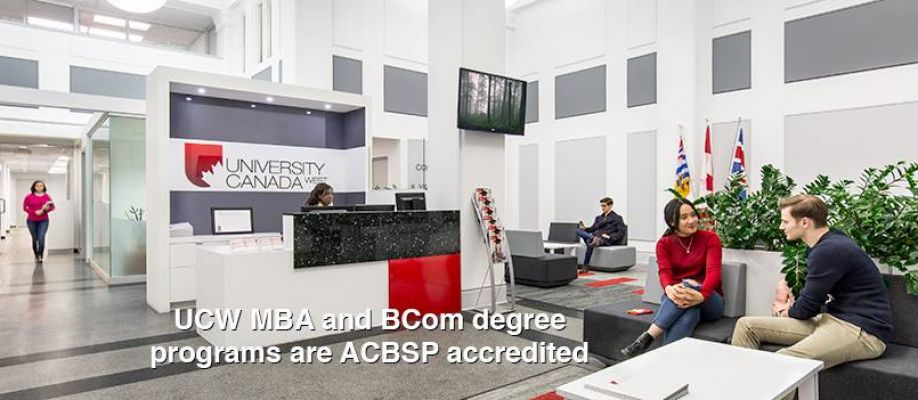 University Canada West Admin Cover Image