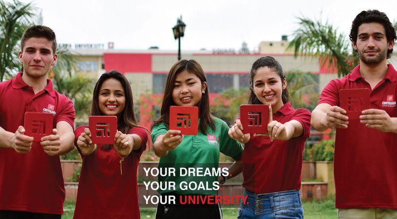 Chitkara University Admin Cover Image