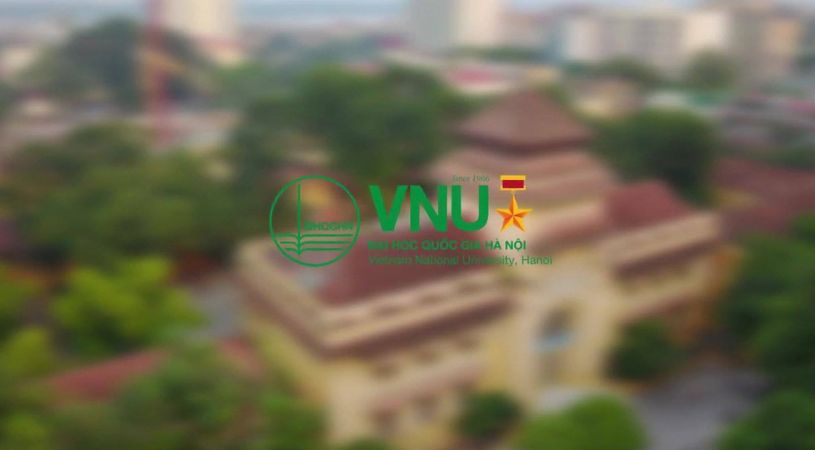 Vietnam National University Admin Cover Image