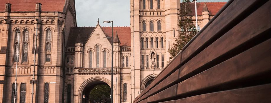 The University of Manchester Cover Image