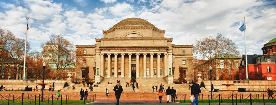 Columbia University Cover Image