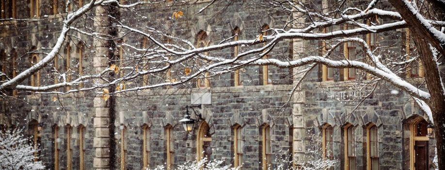 Cornell University Cover Image