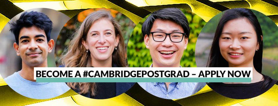 University of Cambridge Cover Image