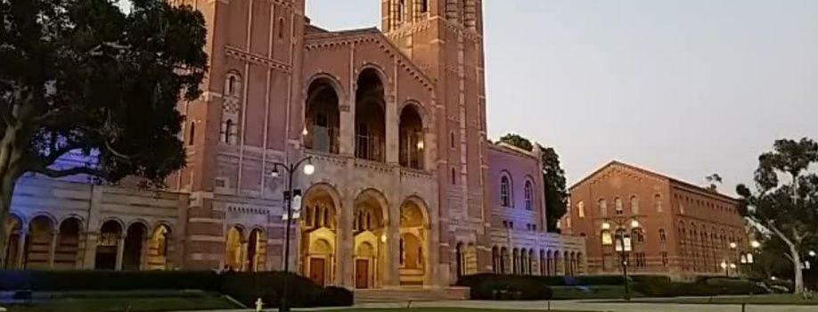University of California LA Cover Image