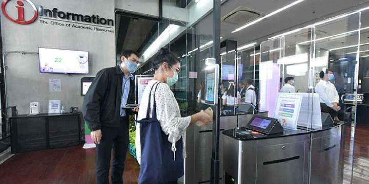 The First Fully Automated Library in Thailand