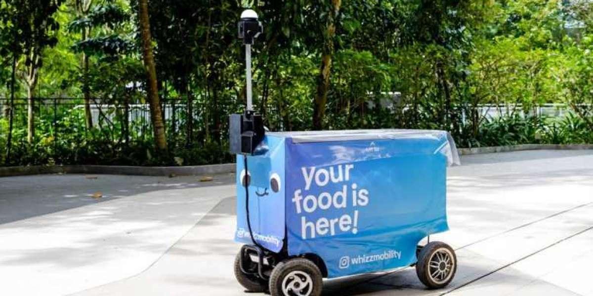 Smarter, Greener and Safer Self-Driving Delivery Robot