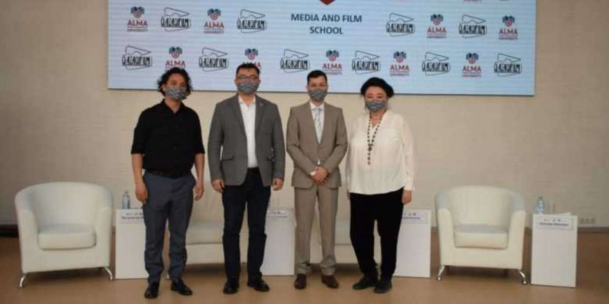 Two universities in Kazakhstan jointly develop a new innovative School of Media and Film