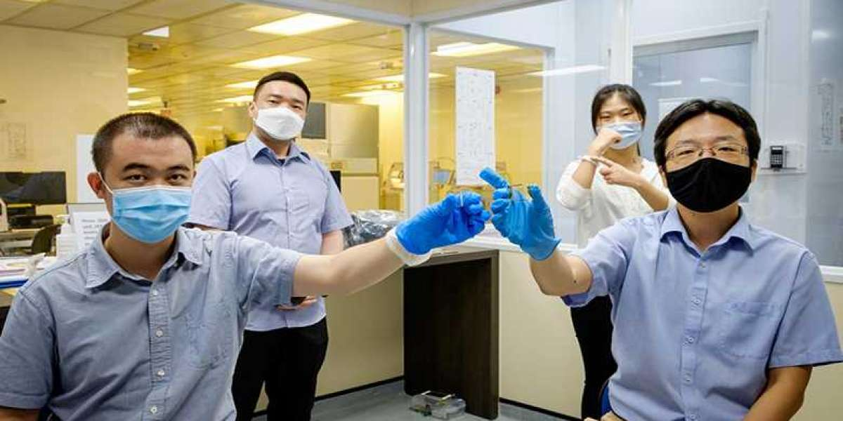 NTU Singapore scientists create flexible ultraviolet sensors for use in wearables