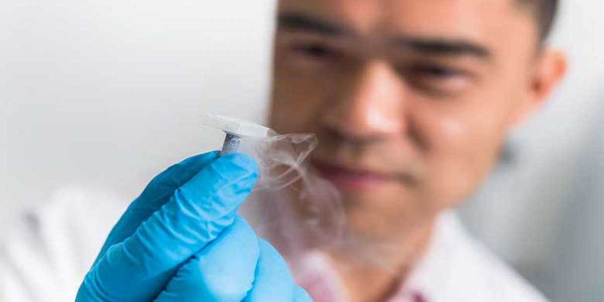 CityU scientists invent cryomicroneedles for intradermal therapeutic cell delivery