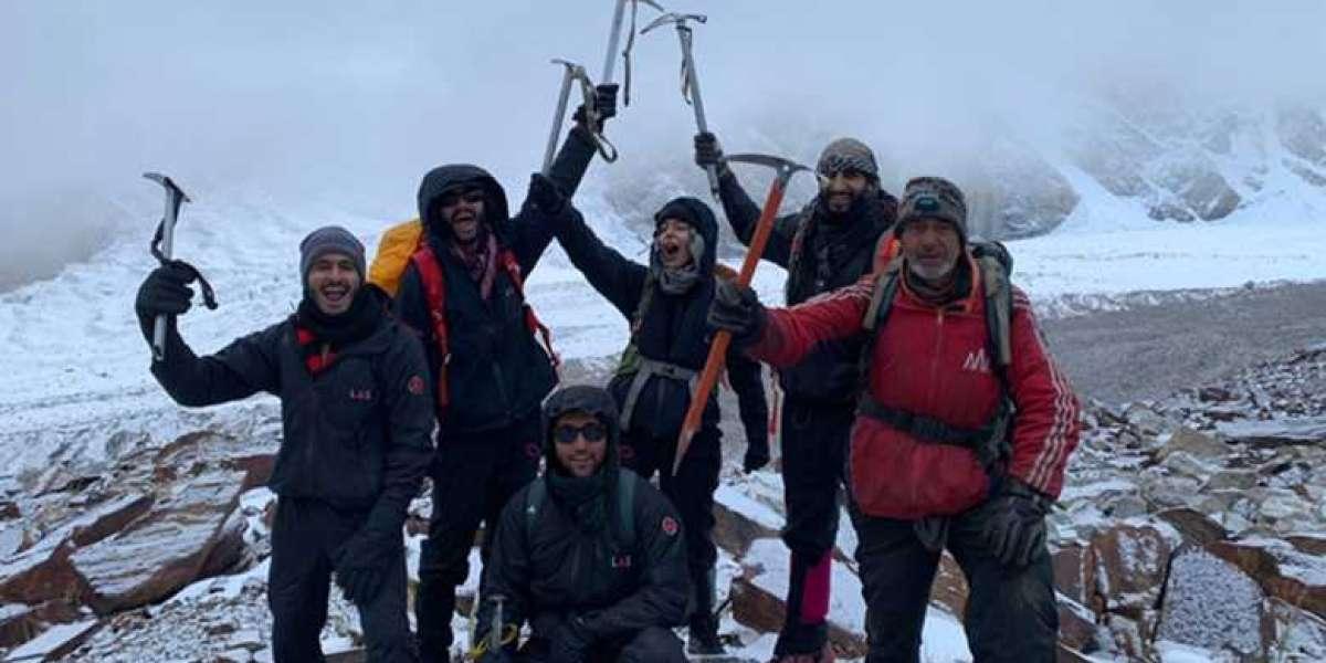 First Pakistani Woman to Summit Gondogoro Peak